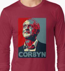 Jeremy Corbyn T shirt Long Sleeve T-Shirt