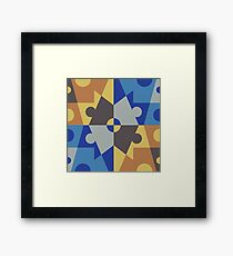 Abstract XL Framed Print