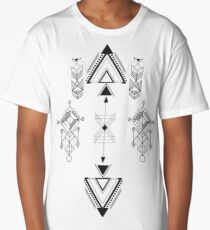 Arrows, indie Long T-Shirt