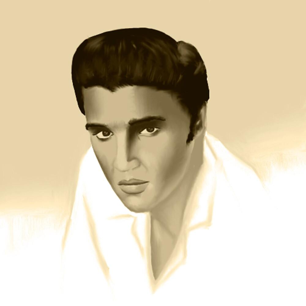 Elvis Presley by YourSuccess