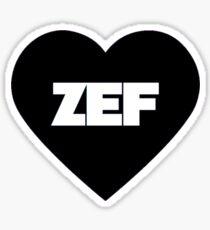 ZefHeardAntwoord Sticker