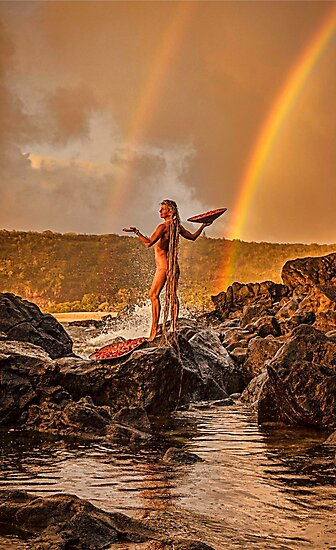 Rainbow Celebration revisited by redmahan