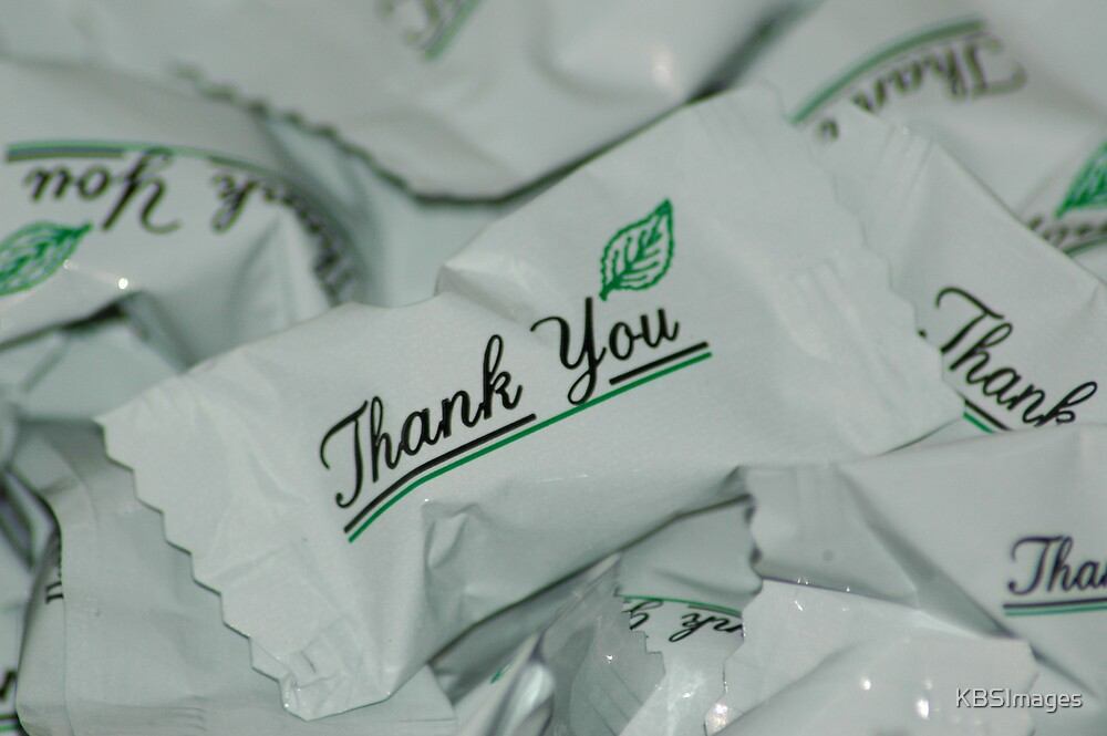 Thank You by KBSImages