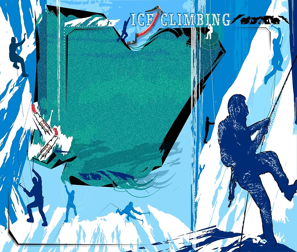 Ice Climbing by rcurtiss000