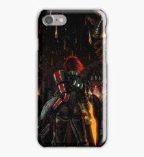 Mass Effect - Shepard told us... iPhone Case/Skin