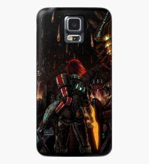 Funda/vinilo para Samsung Galaxy Mass Effect - Shepard nos dijo ...