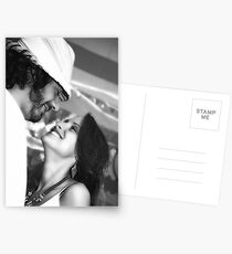 Love is in the air Postcards