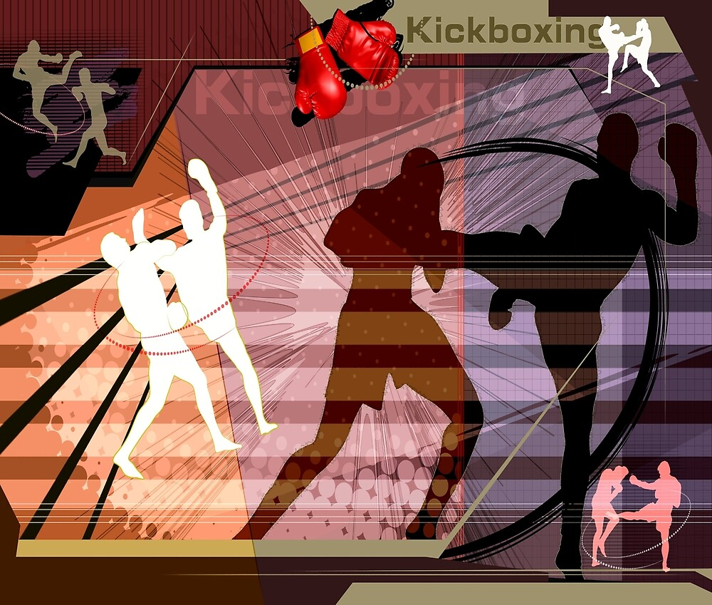 Kickboxing by rcurtiss000