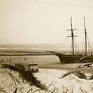 Mablethorpe Beach Lincolnshire 1894 by Kawka
