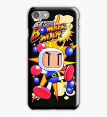 Saturn Bomberman iPhone Case/Skin