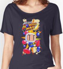 Saturn Bomberman Women's Relaxed Fit T-Shirt