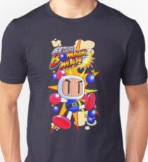 Saturn Bomberman Unisex T-Shirt