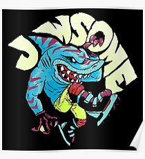 Street Sharks: Posters | Redbubble
