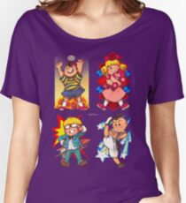 Earthbound Kids - Group 2x2 Women's Relaxed Fit T-Shirt