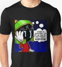 Where's the KABOOM?! Slim Fit T-Shirt