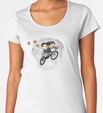 Mikey and El Women's Premium T-Shirt