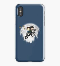 Mikey and El iPhone Case/Skin