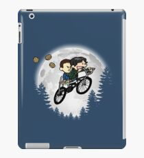 Mikey and El iPad Case/Skin
