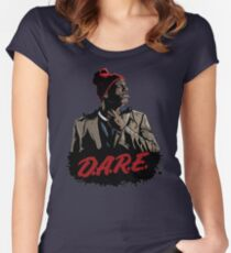 Tyrone Biggums Dare 2 Women's Fitted Scoop T-Shirt