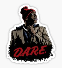 Tyrone Biggums Dare 2 Sticker