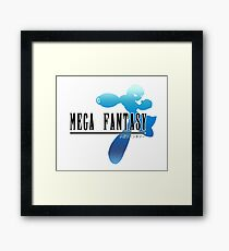 Mega Fantasy Framed Print