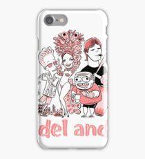 Fidel and I iPhone Case/Skin