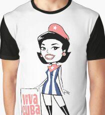 Viva Cuba Graphic T-Shirt