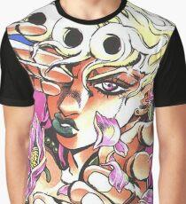 Giorno Giovanna  Graphic T-Shirt