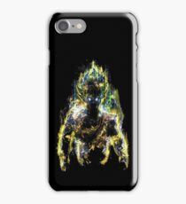 Anime Dragonball Z Super Saiyan Goku iPhone Case/Skin