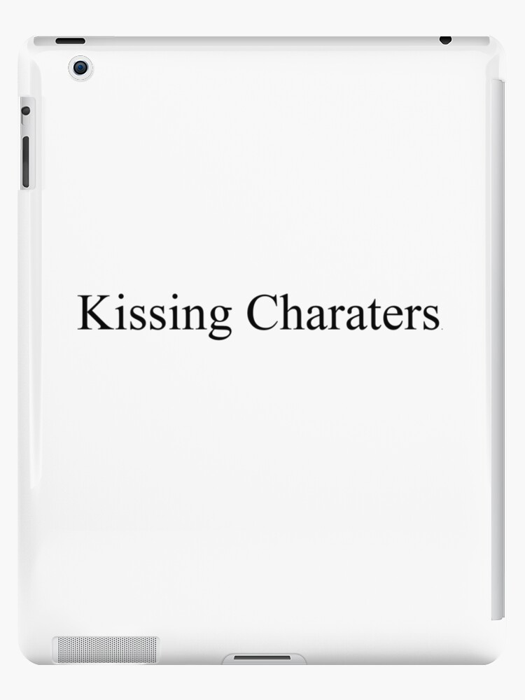 Kissing Characters by Haley Beggs