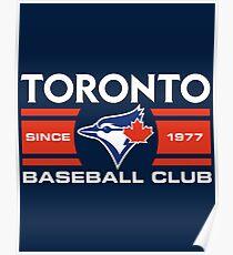 Toronto Blue Jays Baseball Club Starter Series Poster