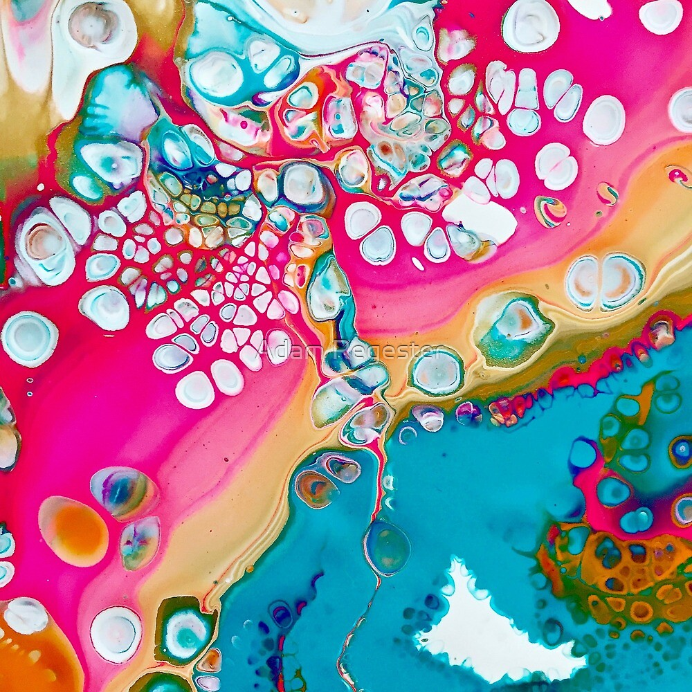 Abstract Cells by Adam Regester