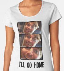 Shane Dawson - I'll Go Home Slides Women's Premium T-Shirt