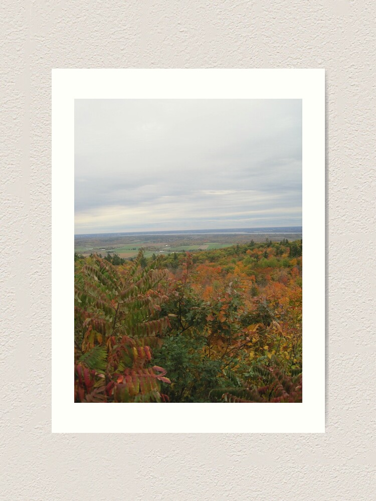 Alternate view of Autumn Afternoon Art Print