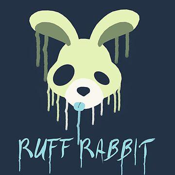 Ruff Rabbit by toxzen