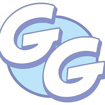 GG - Sticker by GGRB