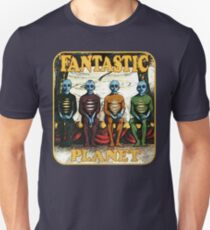Fantastic Planet (Vintage Iron-On Style) T-Shirt