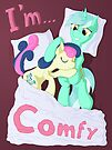 We're ... Lyra and Bonbon by Stinkehund