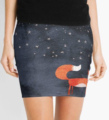 Fox Dream Mini Skirt