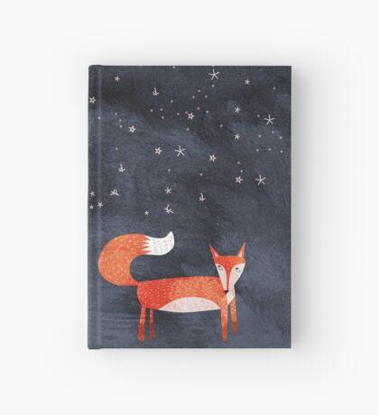 Fox Dream Hardcover Journal