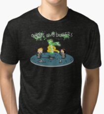 Ghosts and Busters Tri-blend T-Shirt