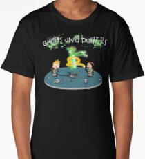 Ghosts and Busters Long T-Shirt