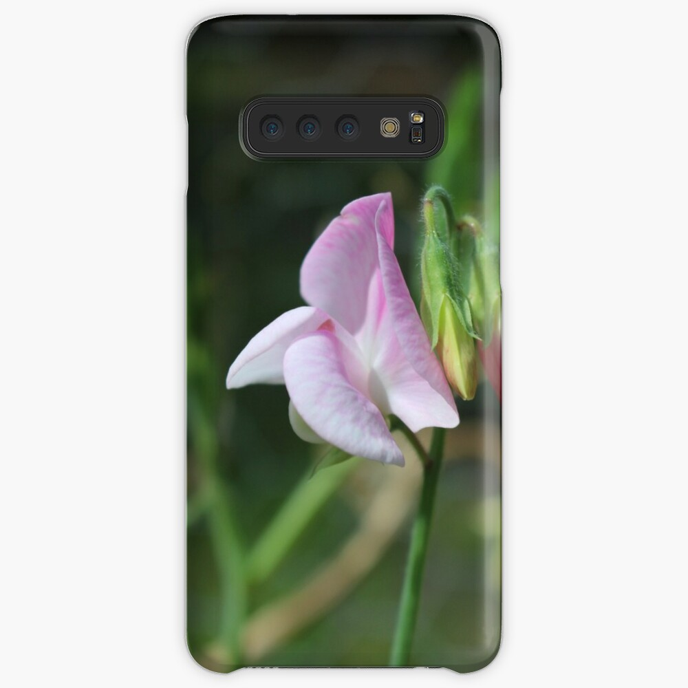 Single sweet pea Case & Skin for Samsung Galaxy