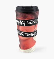 Repping ends and killing trends Travel Mug