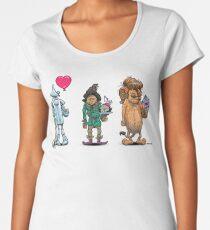 Oz wishes Women's Premium T-Shirt