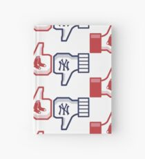 thumbs up for red Hardcover Journal