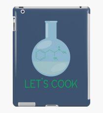 Let's Cook iPad Case/Skin