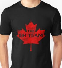 The EH Team Canada T Shirt Unisex T-Shirt