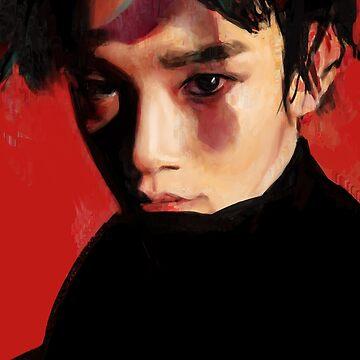 Jongdae by ReeDraws