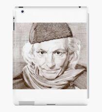 William Hartnell iPad Case/Skin